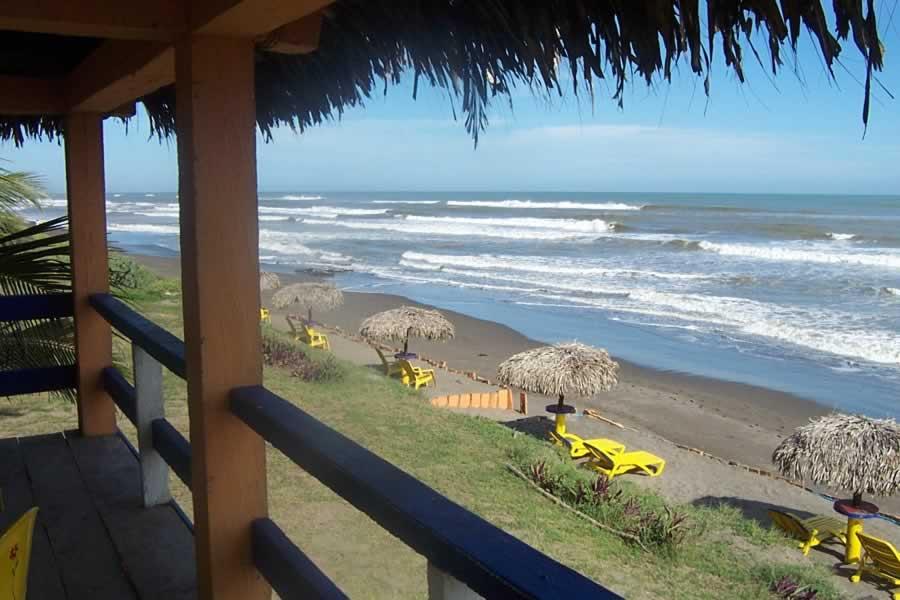 Turismo en veracruz costa esmeralda - Casitas de playa ...